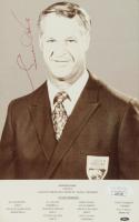 Gordie Howe Signed 5x8 Photo (JSA COA) at PristineAuction.com