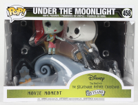 "Jack Skellington & Sally - ""The Nightmare Before Christmas"" - Under the Moonlight #458 Funko Pop! Movie Moments Vinyl Figure at PristineAuction.com"