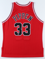 Scottie Pippen Signed Bulls Jersey (Steiner COA & Beckett COA) at PristineAuction.com