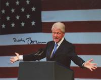 Bill Clinton Signed 8x10 Photo (JSA LOA) at PristineAuction.com