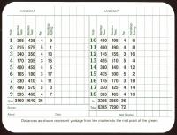 Dustin Johnson Signed Masters Augusta National Golf Club 5x6 Scorecard (Beckett COA) at PristineAuction.com