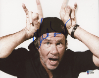 Chad Smith Signed Red Hot Chili Peppers 8x10 Photo (Beckett COA) at PristineAuction.com