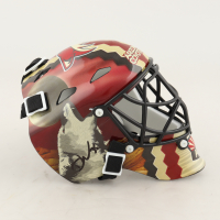 Darcy Kuemper Signed Coyotes Mini Goalie Mask (Fanatics Hologram) at PristineAuction.com