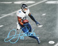 Jonnu Smith Signed Titans 8x10 Photo (JSA COA) at PristineAuction.com