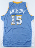 Carmelo Anthony Signed Nuggets Jersey (Beckett COA) at PristineAuction.com