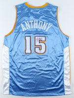 Carmelo Anthony Signed Nuggets Jersey (Beckett COA) (See Description) at PristineAuction.com
