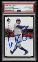 Ian Kinsler Signed 2008 SP Authentic #33 (PSA Encapsulated) at PristineAuction.com