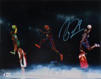 Nate Robinson Signed Knicks 11x14 Photo (Beckett COA) at PristineAuction.com