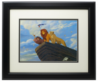"Walt Disney ""The Lion King"" 11x14 Framed Photo Display at PristineAuction.com"
