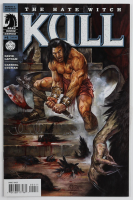 "Tom Fleming Signed 2010 ""Kull: The Hate Witch"" Issue #4 Dark Horse Comics Comic Book Inscribed ""2012"" (Beckett COA) at PristineAuction.com"