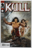 "Tom Fleming Signed 2010 ""Kull: The Hate Witch"" Issue #2 Dark Horse Comics Comic Book Inscribed ""2012"" (Beckett COA) at PristineAuction.com"