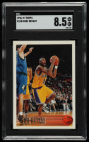 Kobe Bryant 1996-97 Topps #138 RC (SGC 8.5) at PristineAuction.com