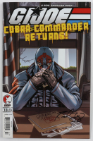 "Rich Zajac Signed 2005 ""G.I. Joe: America's Elite"" Issue #13 DDP Comic Book (Beckett COA) at PristineAuction.com"