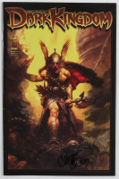 "Tim Vigil Signed 2008 ""Frank Frazetta's Dark Kingdom"" Issue #1 Image Comic Book (Beckett COA) at PristineAuction.com"