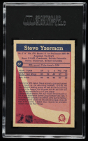 Steve Yzerman 1984-85 O-Pee-Chee #67 RC (SGC 8) at PristineAuction.com
