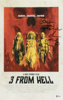"Richard Brake Signed ""3 from Hell"" 11x17 Photo Inscribed ""Salami Man Motherf****r"" & ""Foxy"" (Beckett COA) at PristineAuction.com"