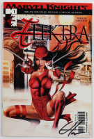 "Greg Horn Signed 2002 ""Elektra"" Issue #1 Panini Germany Comic Book (Beckett COA) at PristineAuction.com"
