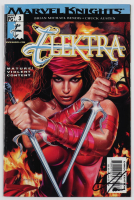 """Greg Horn Signed 2002 """"Elektra"""" Issue #3 Panini Germany Comic Book (Beckett COA) at PristineAuction.com"""