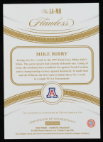 Mike Bibby 2020-21 Panini Flawless Collegiate Legacy Autographs Gold #15 at PristineAuction.com