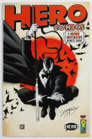 "Josh Medors Signed ""Hero: Hero Initiative Benefit Book"" IDW Comic Book (Beckett COA) at PristineAuction.com"