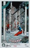 "Josh Medors Signed LE ""The Amazing Spider-man"" 11x17 Print (Beckett COA) at PristineAuction.com"