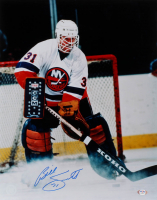 Billy Smith Signed Islanders 16x20 Photo (PSA COA) at PristineAuction.com