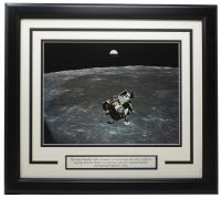"""Lunar Module"" NASA 22x27 Custom Framed Photo at PristineAuction.com"
