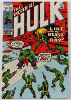 """1970 """"The Incredible Hulk"""" Issue #132 Marvel Comic Book (See Description) at PristineAuction.com"""