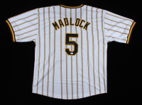 Bill Madlock Signed Jersey (JSA COA) (See Description) at PristineAuction.com