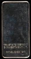 10 Troy Oz .999 Fine Silver American Eagle Bullion Bar at PristineAuction.com