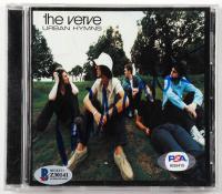 "Richard Ashcroft Signed The Verve ""Urban Hymns"" CD Album (Beckett COA & PSA Hologram) at PristineAuction.com"