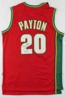 Gary Payton Signed SuperSonics Jersey (PSA Hologram) (See Description) at PristineAuction.com