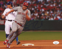 Scott Rolen Signed Reds 8x10 Photo (JSA COA) at PristineAuction.com