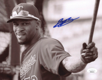 Byron Buxton Signed Twins 8x10 Photo (JSA COA) at PristineAuction.com