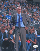 Rick Carlisle Signed Mavericks 8x10 Photo (JSA COA) at PristineAuction.com