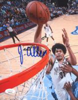 Jarrett Allen Signed Nets 8x10 Photo (JSA COA) at PristineAuction.com