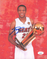 James Jones Signed Heat 8x10 Photo (JSA COA) at PristineAuction.com