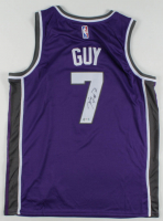 Kyle Guy Signed Kings Jersey (PSA COA) at PristineAuction.com