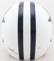"Charles Haley Signed Cowboys Full-Size Matte White Helmet Inscribed ""HOF 2015"" (JSA COA) at PristineAuction.com"