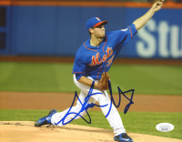 Steven Matz Signed Mets 8x10 Photo (JSA COA) at PristineAuction.com
