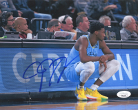 Jaren Jackson Jr. Signed Grizzlies 8x10 Photo (JSA COA) at PristineAuction.com