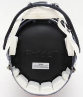 Champ Bailey Signed Broncos Full-Size Speed Helmet (JSA COA) at PristineAuction.com