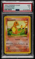 Charmander 1999 Pokemon Base Shadowless #46 C (PSA 5) at PristineAuction.com