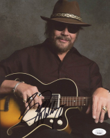Hank Williams Jr. Signed 8x10 Photo (JSA COA) at PristineAuction.com