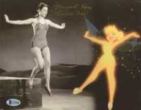 "Margaret Kerry Signed ""Peter Pan"" 8x10 Photo Inscribed ""Tinker Bell"" (Beckett COA) at PristineAuction.com"