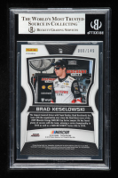 Brad Keselowski Signed 2018 Panini Prizm Green #18 - #060/149 (Beckett Encapsulated) at PristineAuction.com