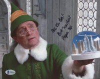 "Bob Newhart Signed ""Elf"" 8x10 Photo Inscribed ""All The Best"" & ""Papa Elf"" (Beckett COA) at PristineAuction.com"