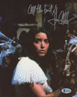 "Karen Allen Signed ""Indiana Jones"" 8x10 Photo Inscribed ""All The Best"" (Beckett COA) at PristineAuction.com"