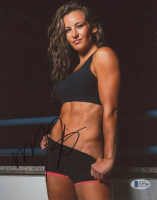 Miesha Tate Signed UFC 8x10 Photo (Beckett COA) at PristineAuction.com