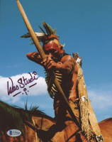 "Wes Studi Signed ""The Last of the Mohicans"" 8x10 Photo (Beckett COA) at PristineAuction.com"